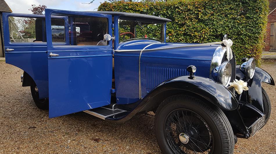 1929 Hotchkiss Vintage Limousine