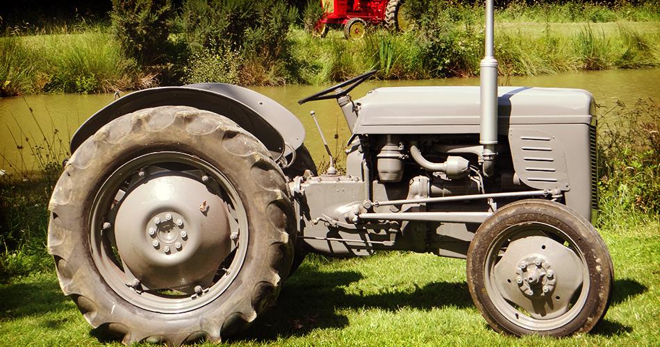 1950 Fully Restored Massey Ferguson Tractor