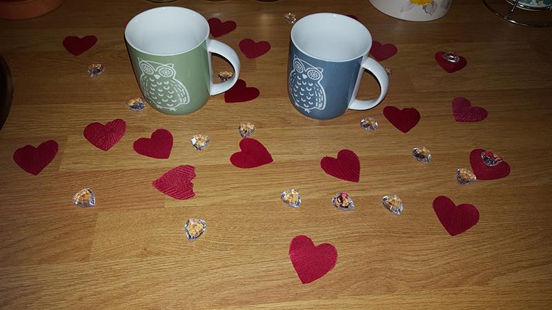 Welcoming Mugs
