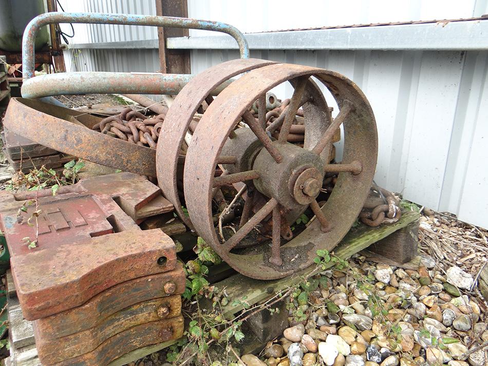 Vintage Farm Machinery