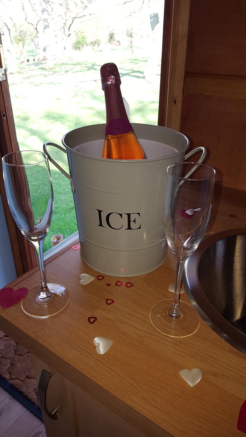 Drinks On Ice!