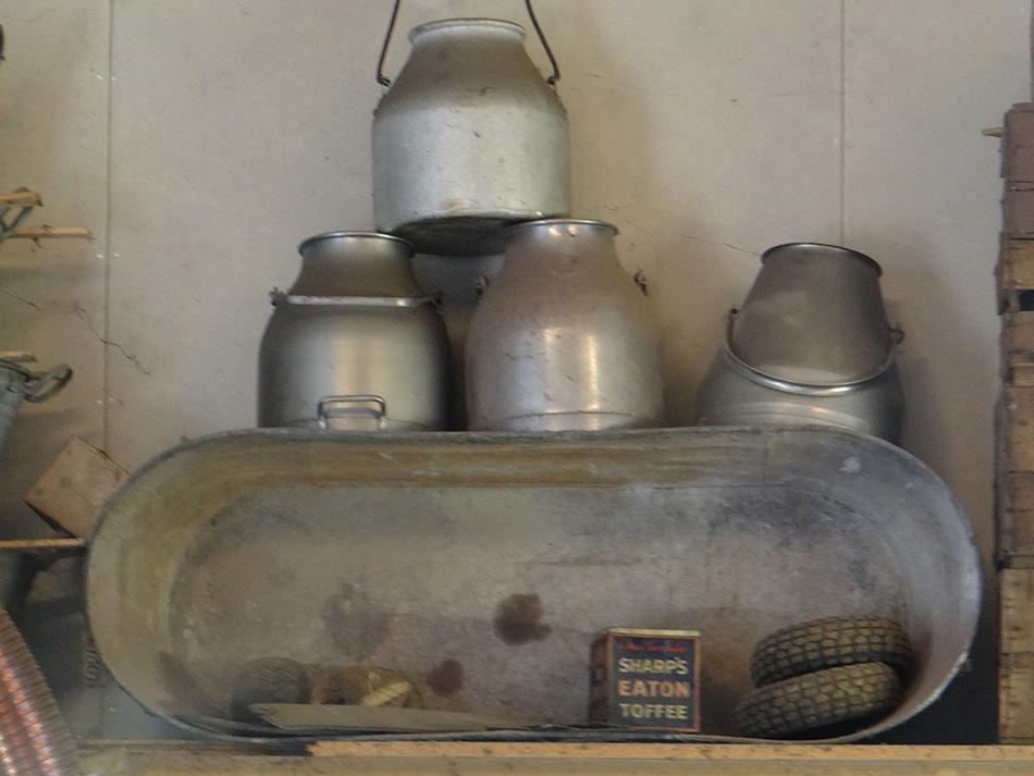 Vintage Milk Churns